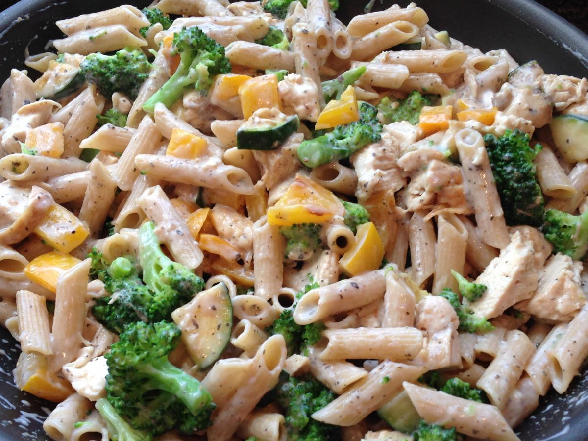 un-canny broccoli chicken casserole