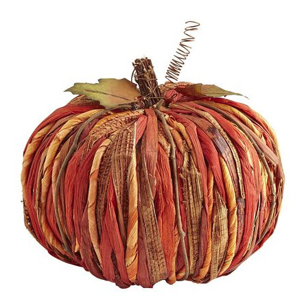 pier one natural pumpkin