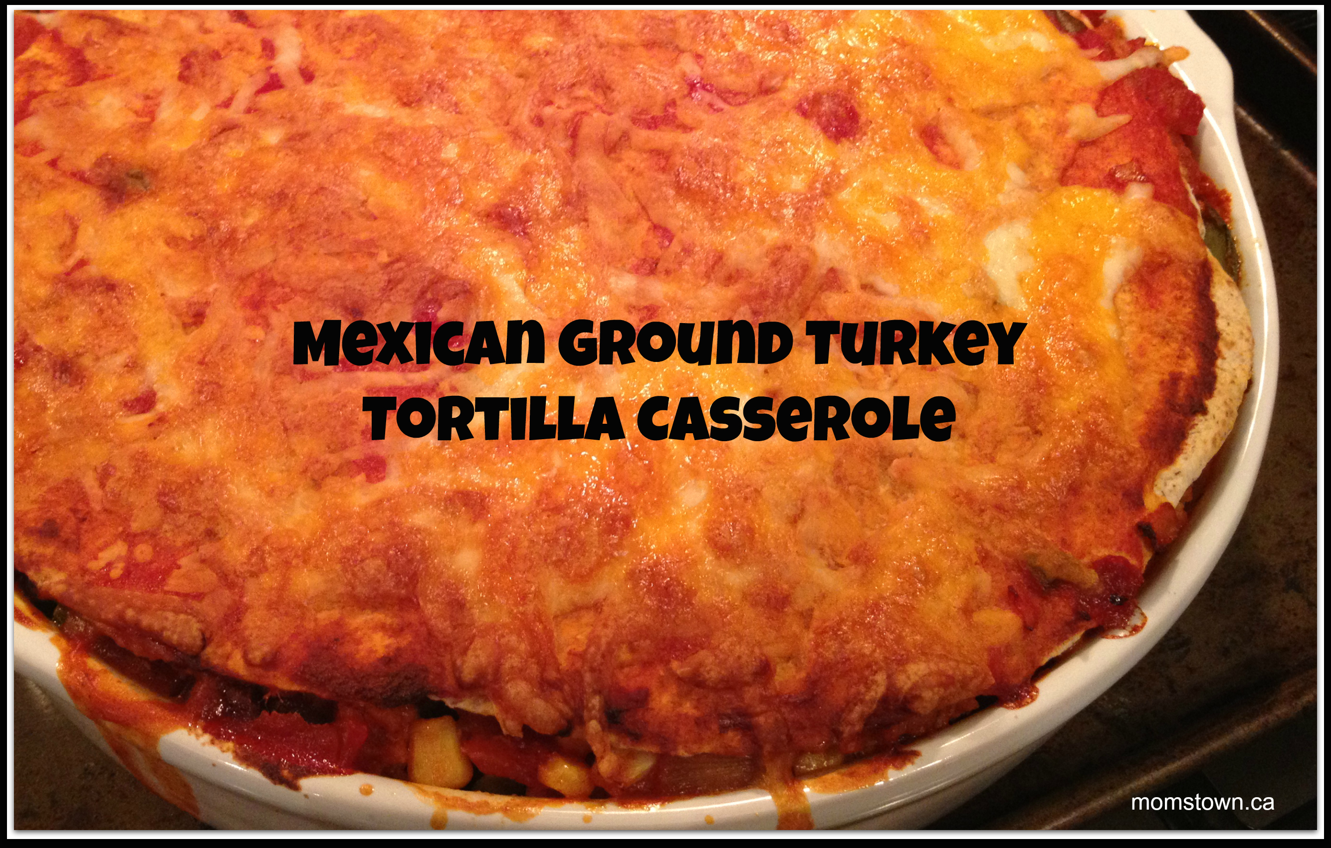 how to make ground turkey for tortillas