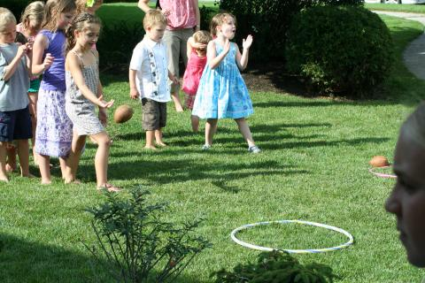 Tropical Party Games
