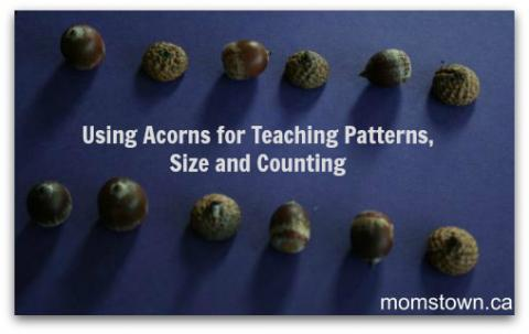 teaching patterns with preschoolers