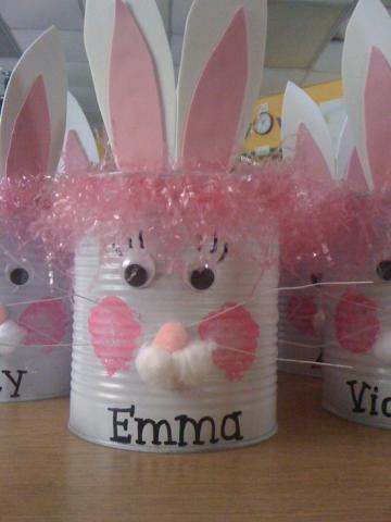 Our Favourite Pinterest Easter Crafts