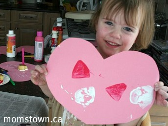 3 Easy Valentine S Crafts For Babies And Toddlers
