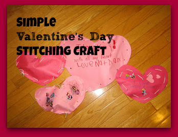 Valentine's Day activities and crafts for kids