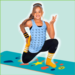 products to help kids love exercise