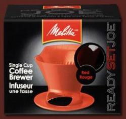 ready set go melitta single serve coffee