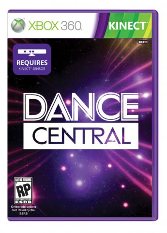 xbox dance central