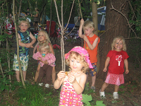 camping with little kids, tips