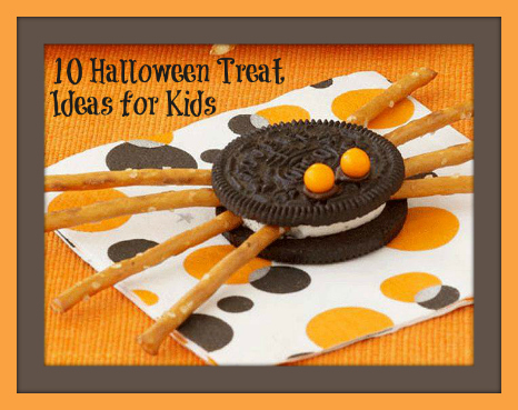 10 Halloween Treats for Kids