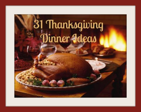 best thanksgiving dinner ideas