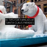 10 Tips for Families Going to a Santa Claus Parade