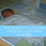 "Tips on How To Stay Sane With a Baby Who Still Won't Sleep ""Through The Night"""