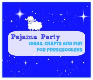 Pajama Party Crafts For Preschoolers