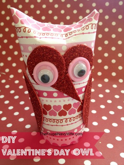 Thrifty-Valentine's-Day-Fun-DIY-Sweetheart-Owl