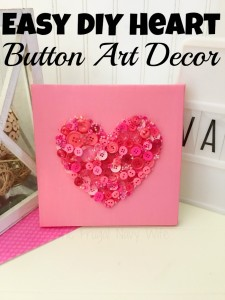 Valentines-Day-Crafts-DIY-Button-Art-Heart-Decor